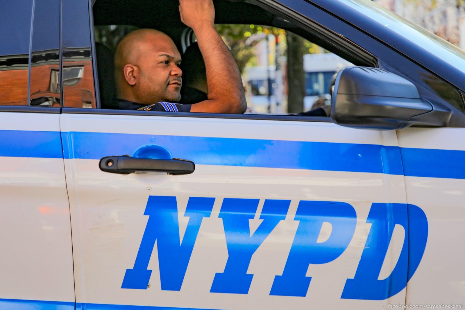 Nʹu-Jorkskij policejskij. Uilʹamsburg.