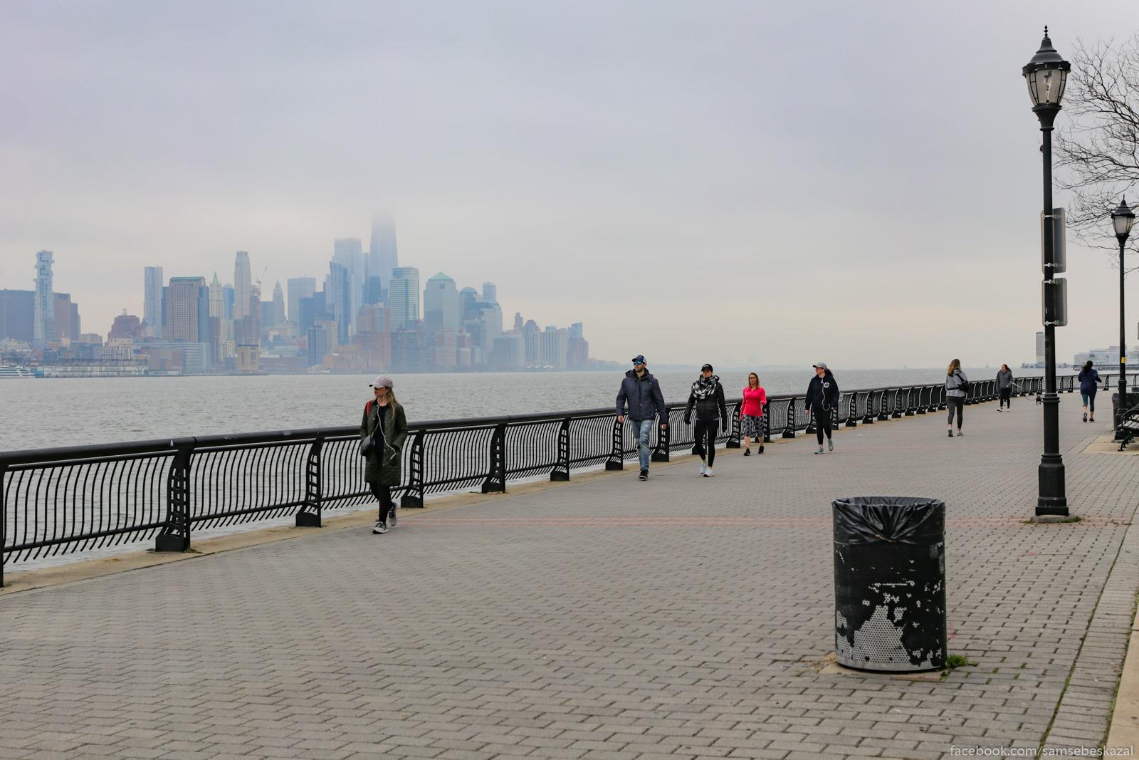 Nabereznaa Hobokena s...