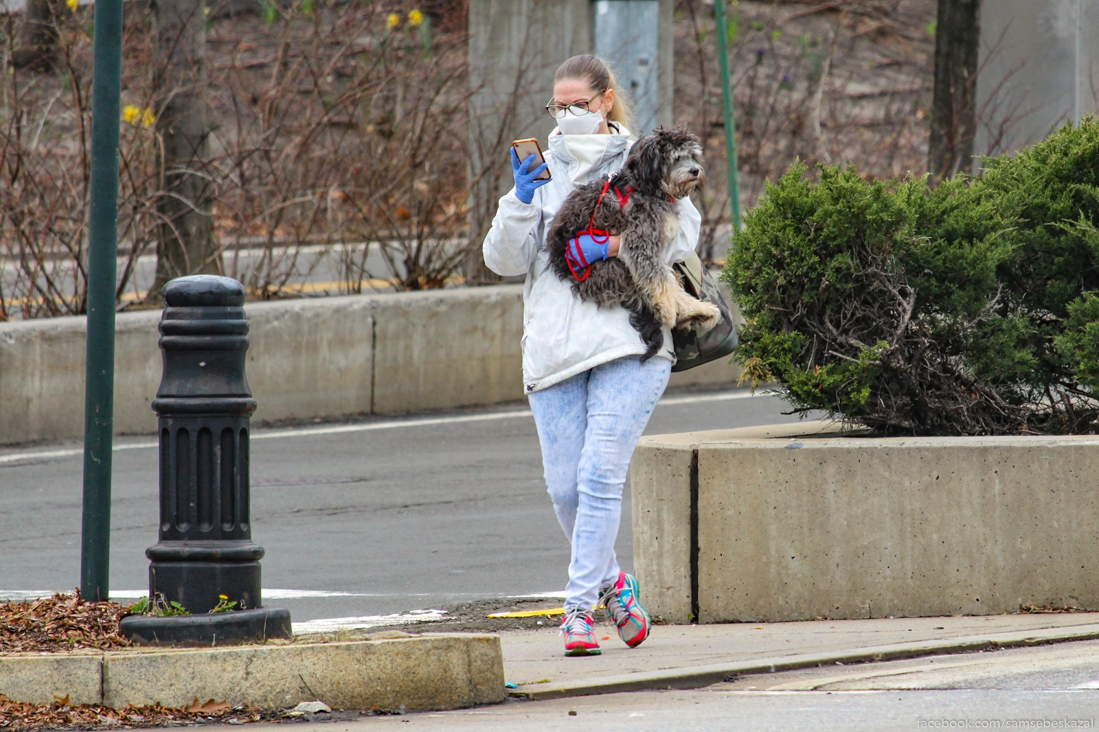 Нью-Йорк/Нью-Джерси, 30 марта Selfi nasih dnej.