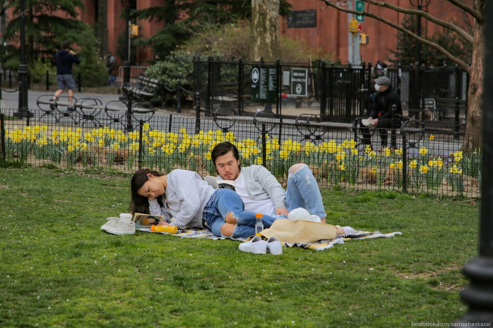 Piknik vo vrema pandemii....