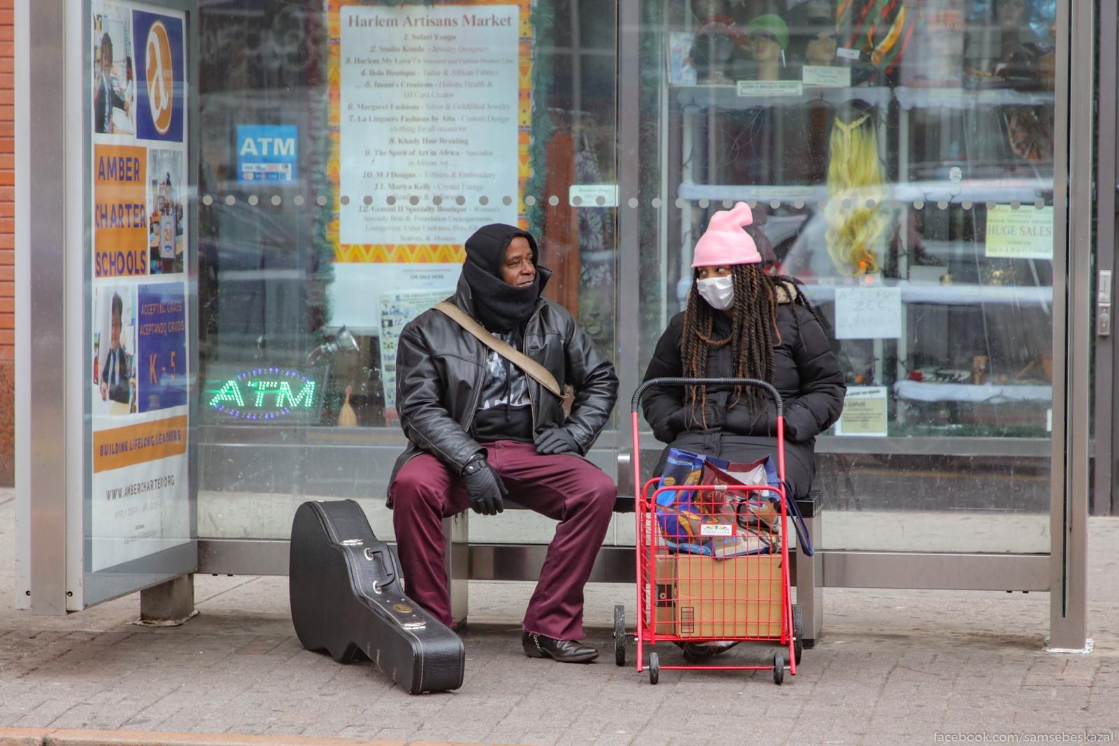 Muzykant na avtobusnoj...