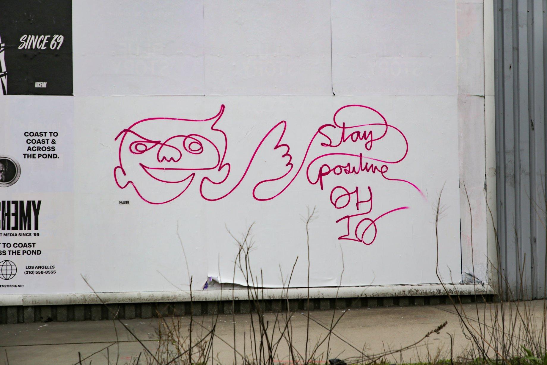 Ostavajsa pozitivnym....