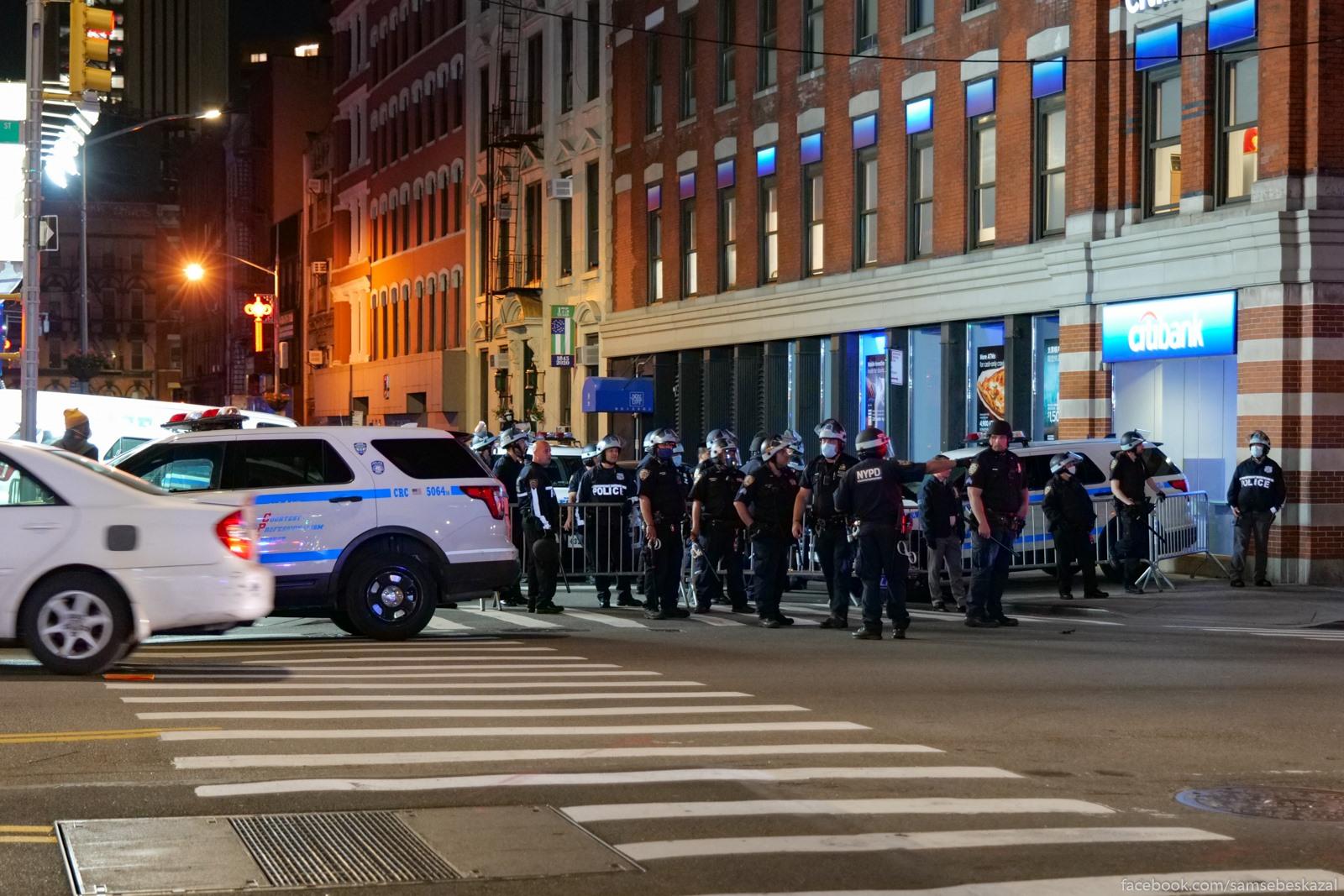 Vse policejskie ucastki...