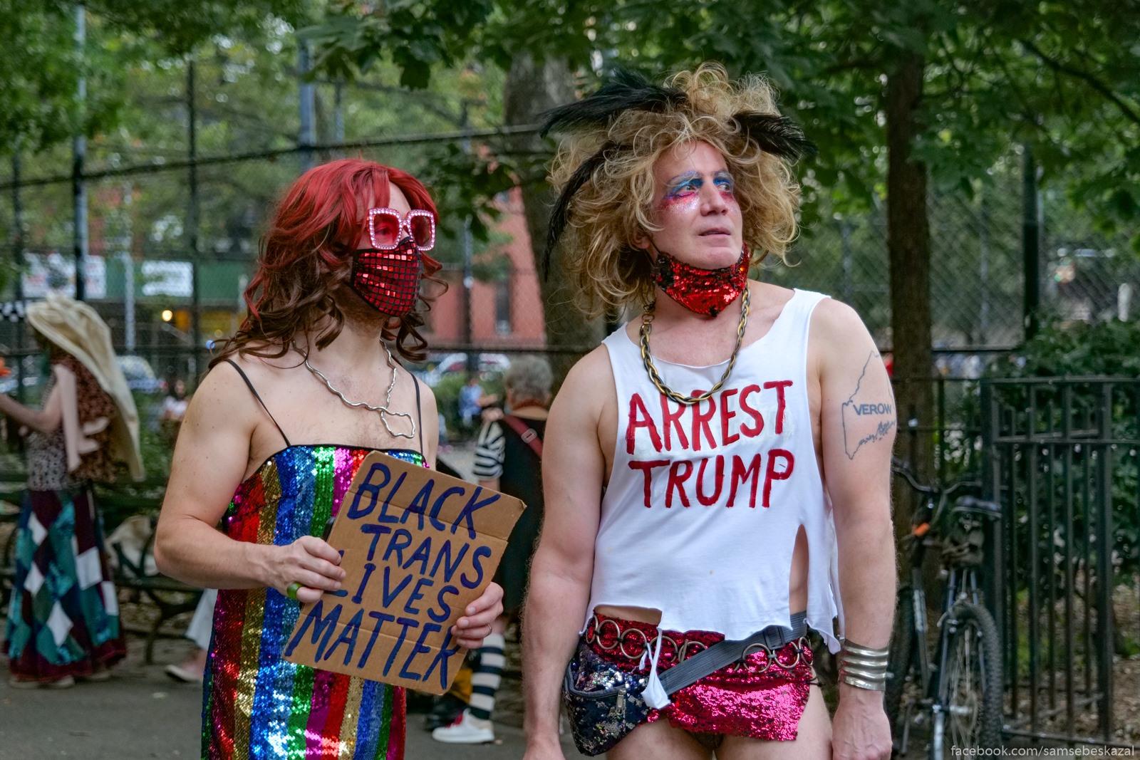 Arestujte Trampa (i otdajte...