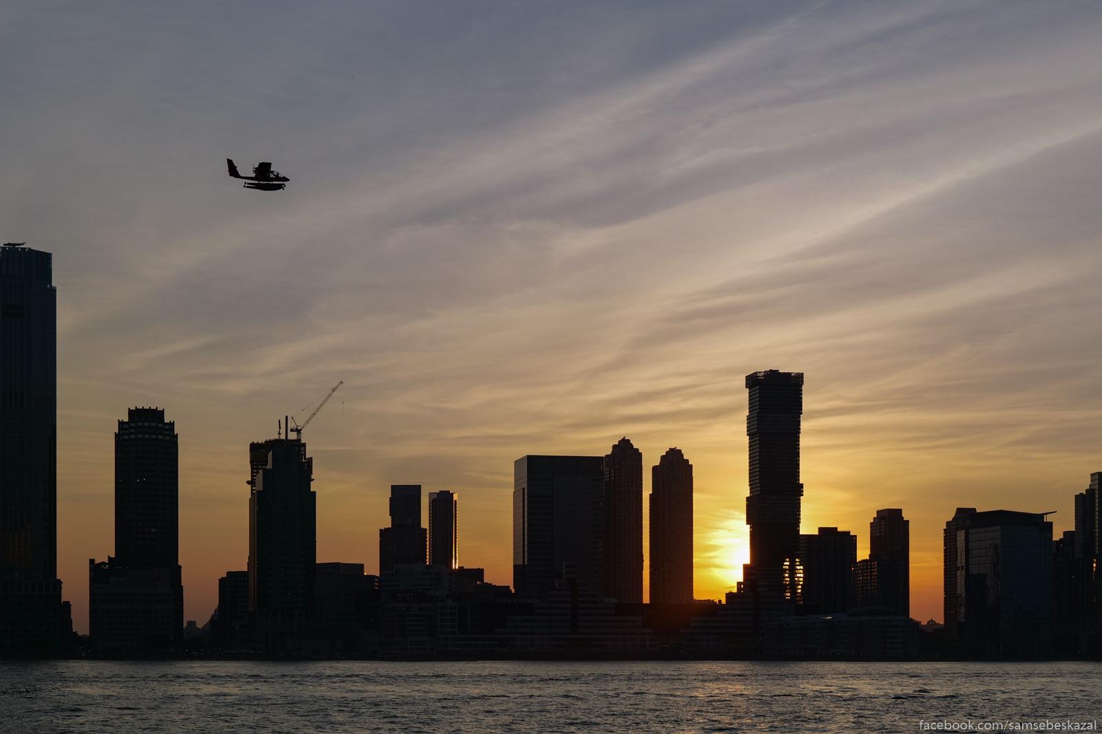 Июльский Нью-Йорк
