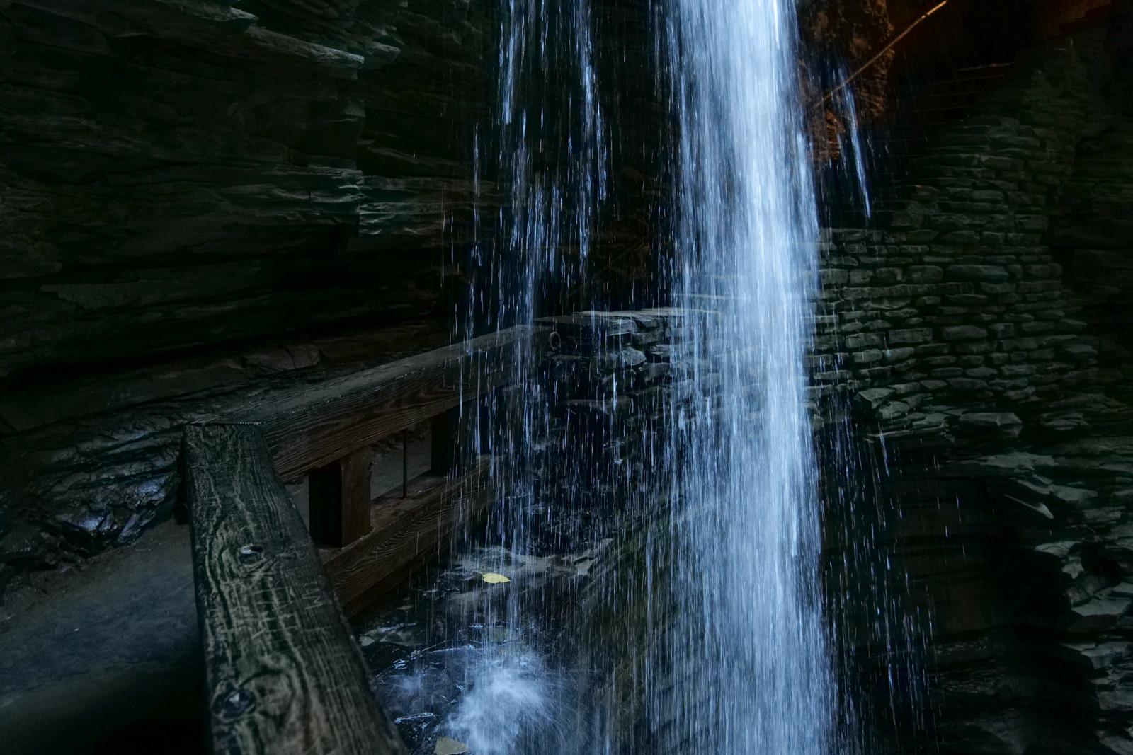 Prohod pod vodoj.