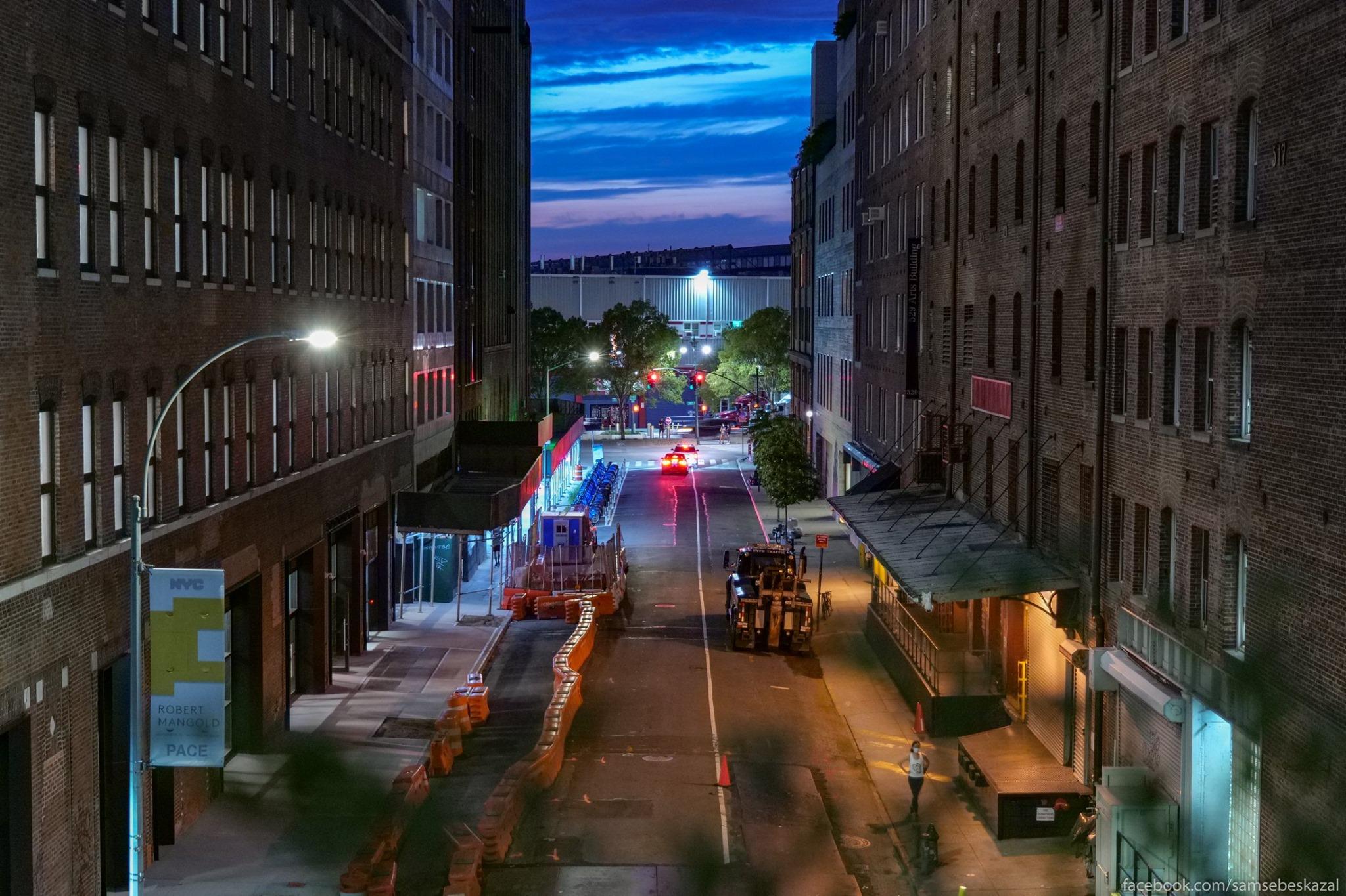 Vest 20-a ulica v storonu...