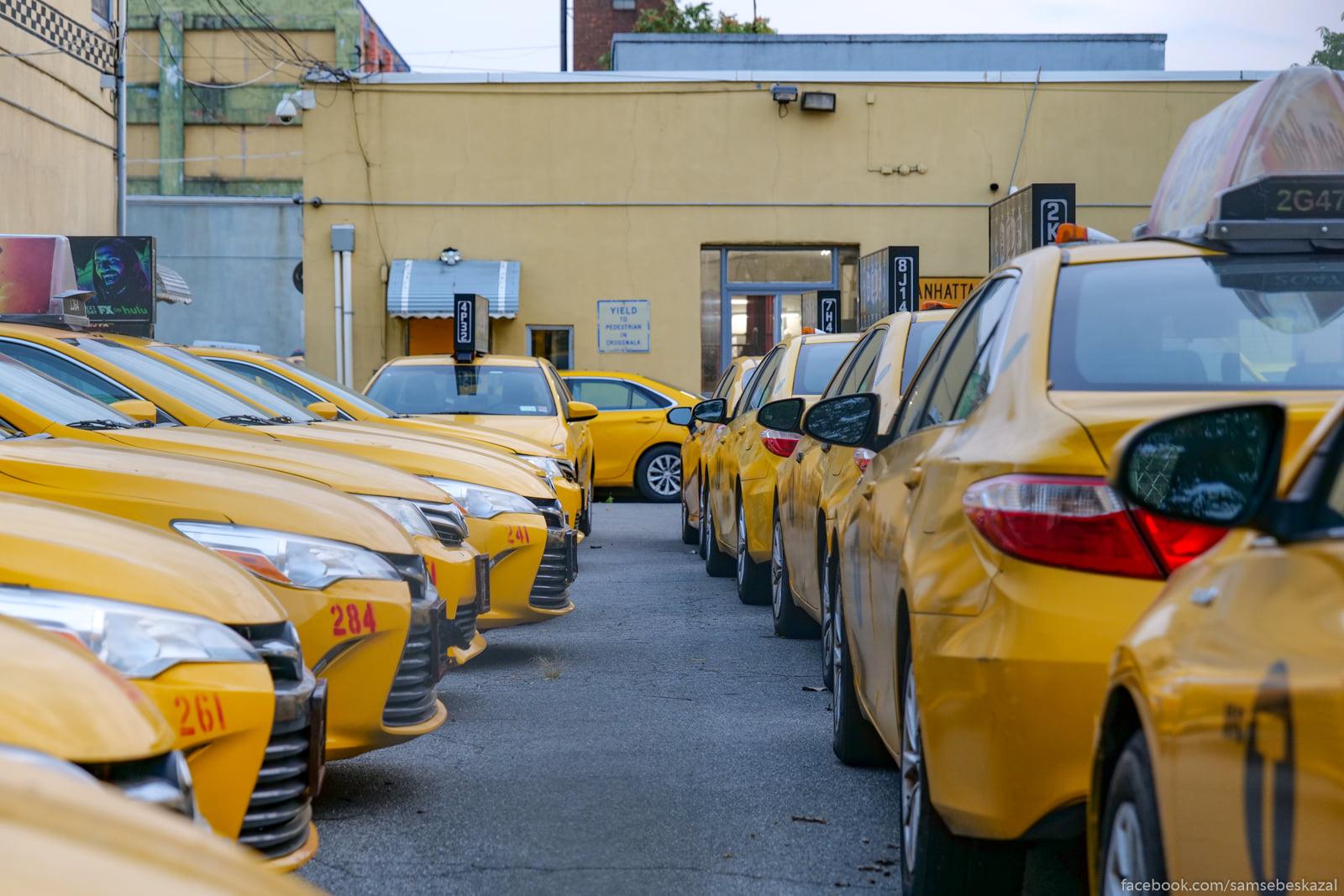 Prizracnyj flot taksi v...