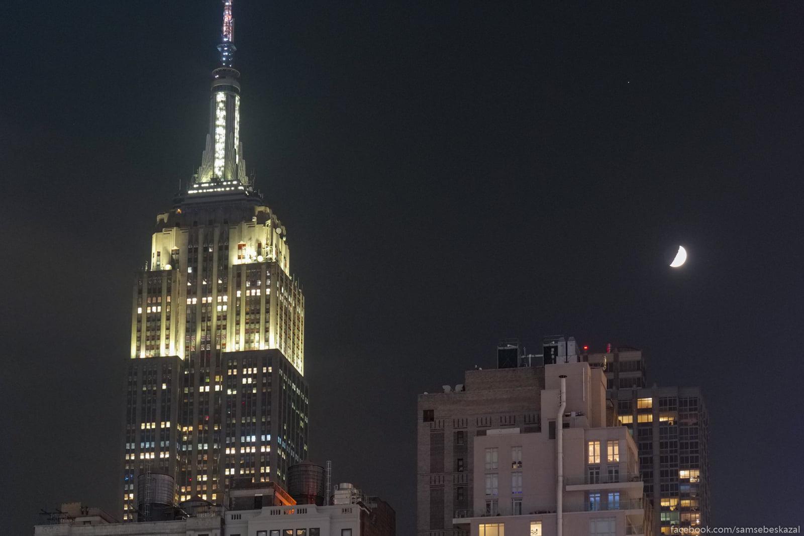 Нью-Йорк, 22 октября 2020 года Polumesac i...