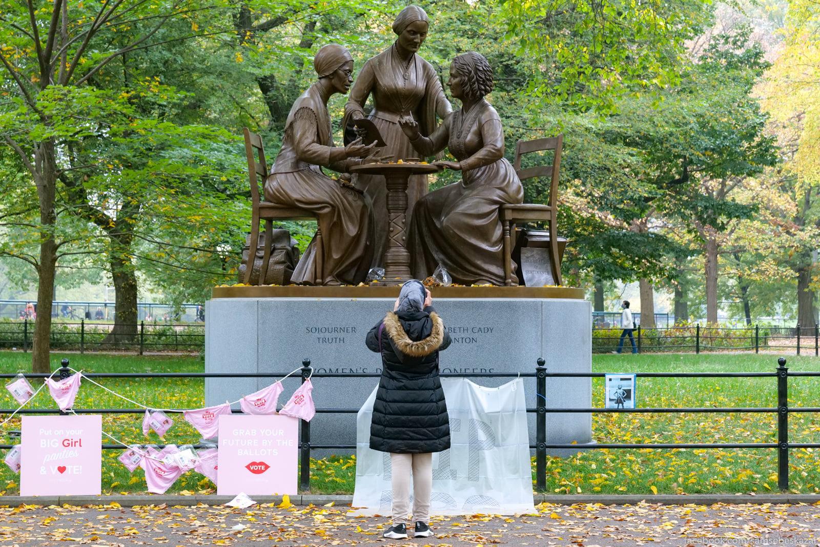 Нью-Йорк, 22 октября 2020 года Pervyj za 167-letnuu istoriu...