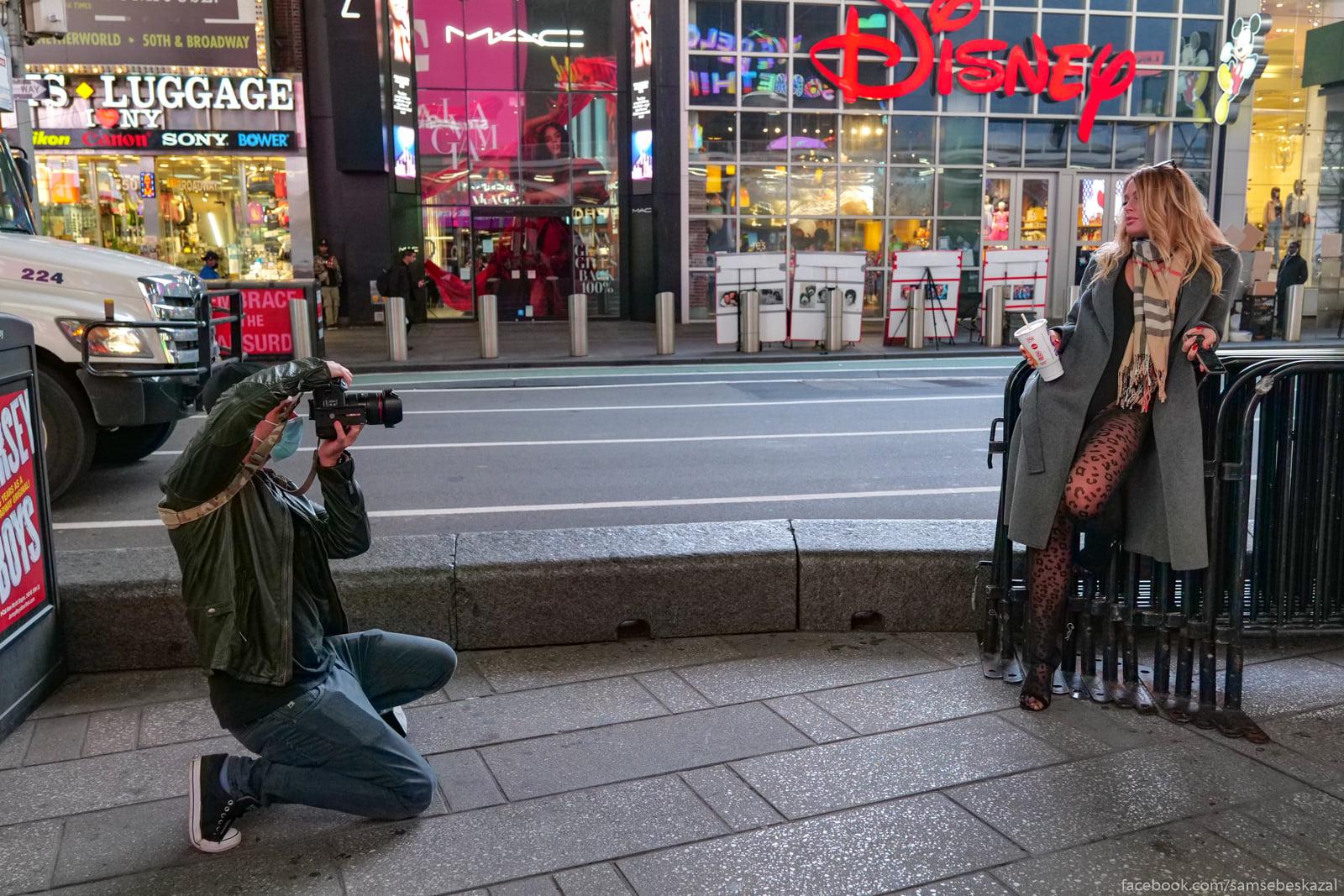 Fotografy i modelʹ.