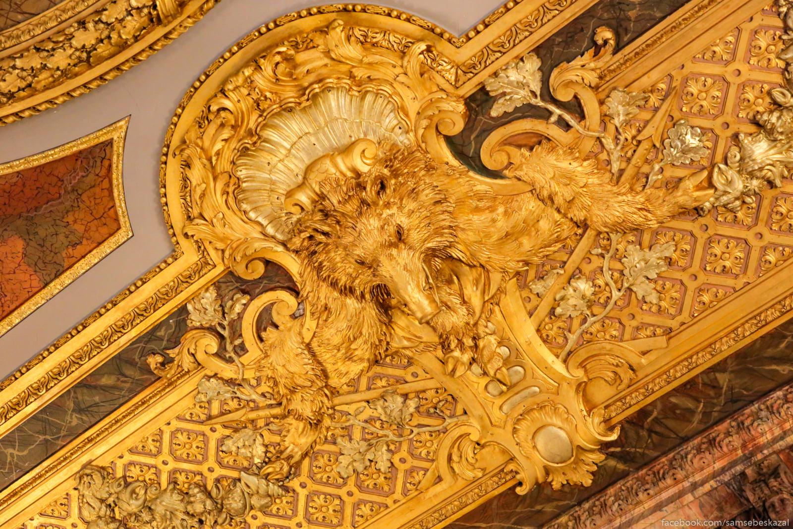 Посмотрел я известное видео про дворец в Геленджике и можно сказать даже Golova kabana kak simvol...