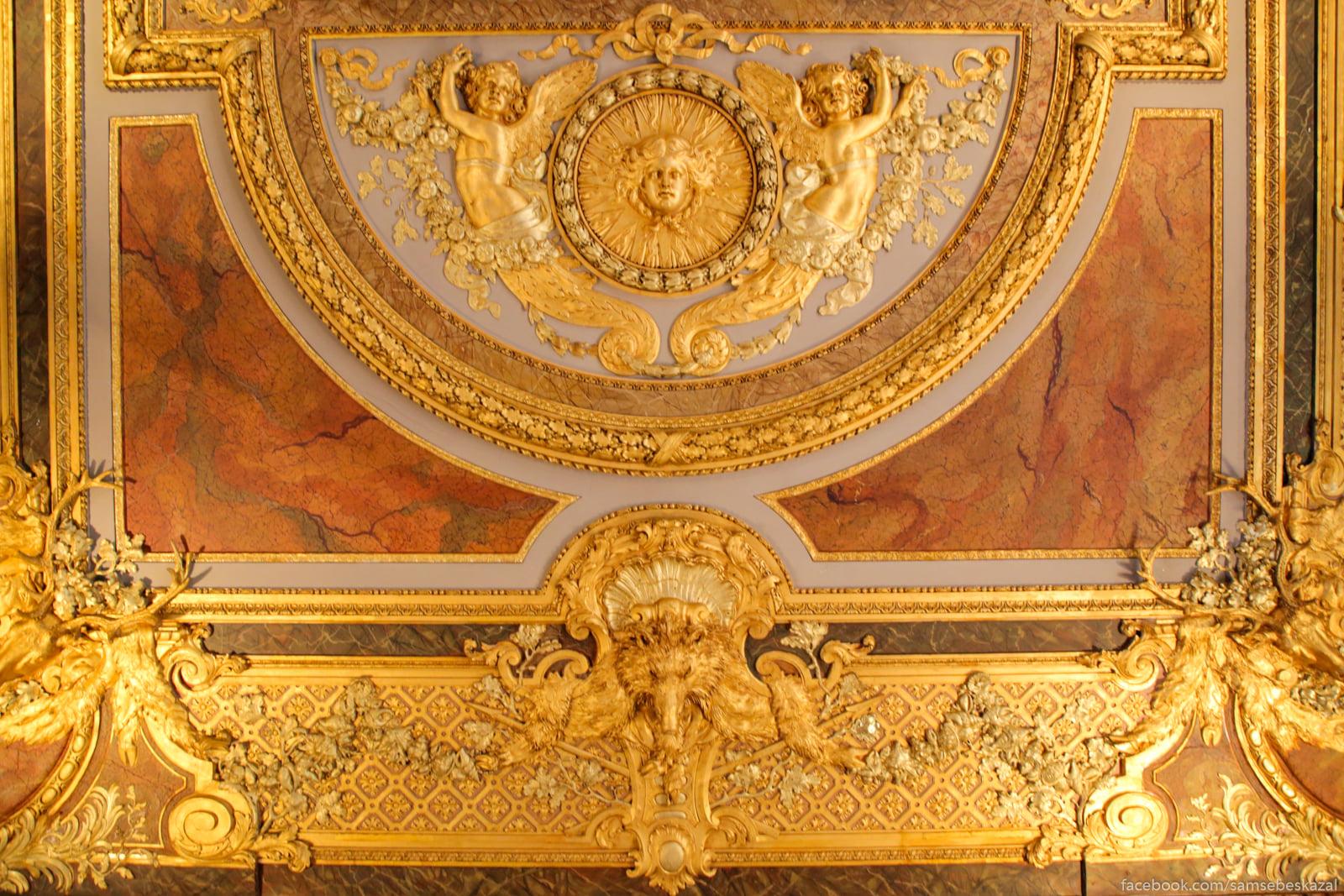 Посмотрел я известное видео про дворец в Геленджике и можно сказать даже Otdelka potolka.