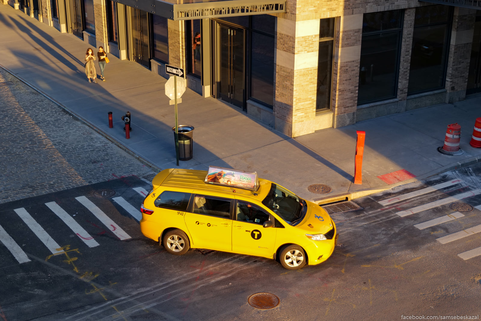 Taksi.