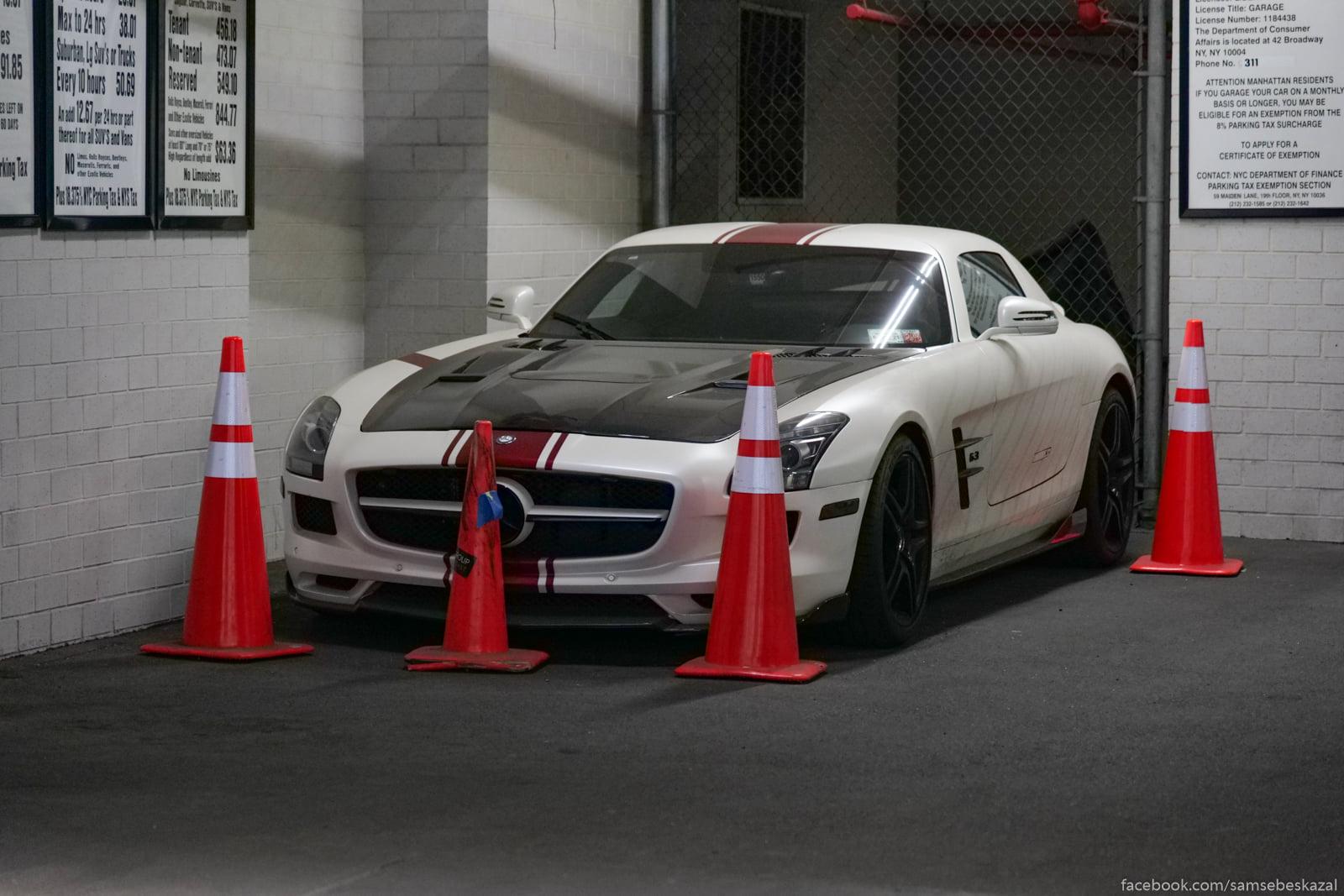 Kogda bois'sa parkovat'...