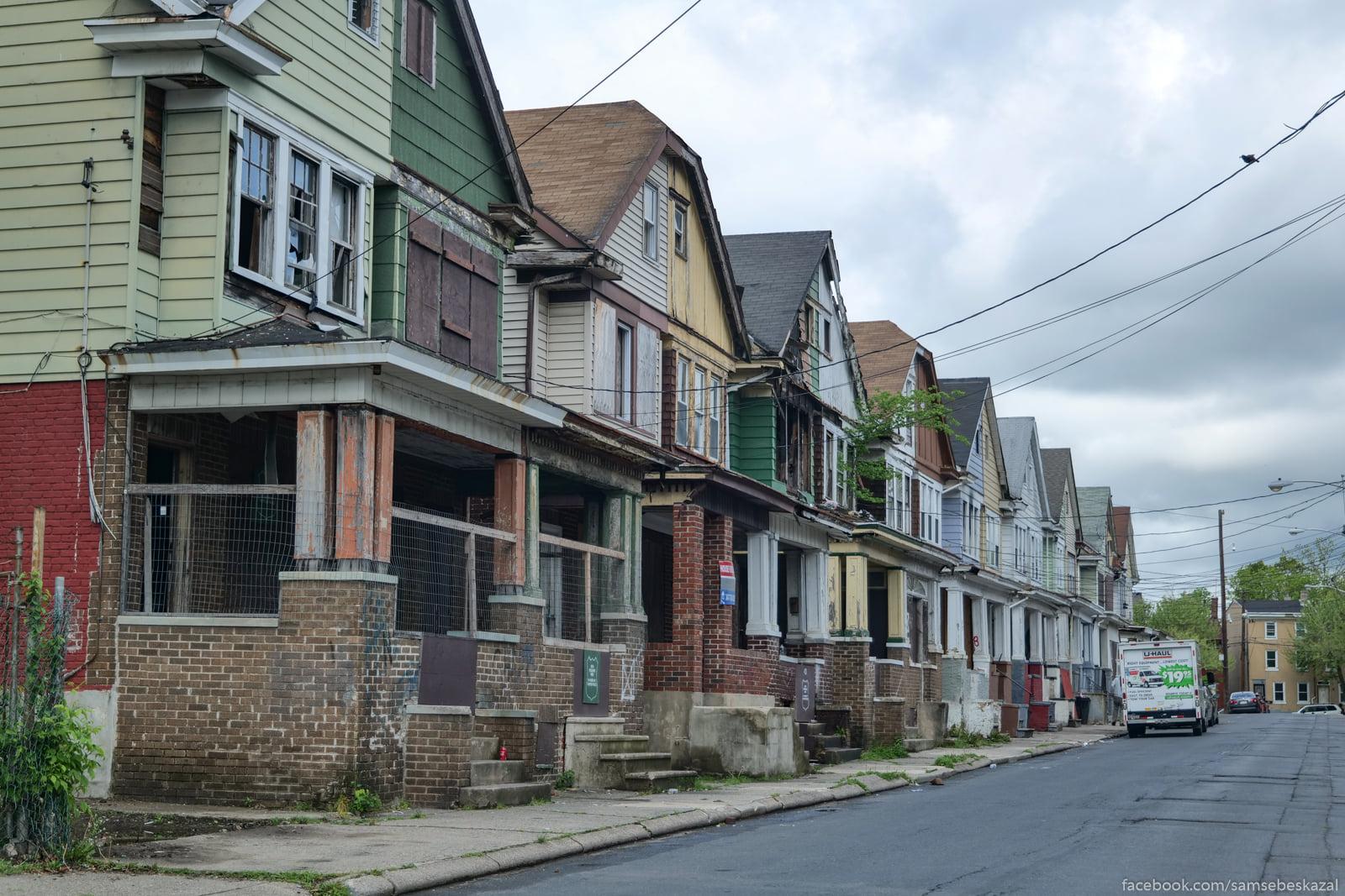 Ulica s zilymi domami,...
